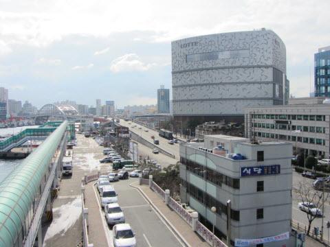 沿海客運碼頭